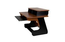 Zaor Miza 61 | Studio Workstation Desk | Black Cherry