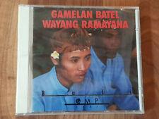 CD Album Kusuma Sari - Gamelan Batel Wayang Ramayana NEW