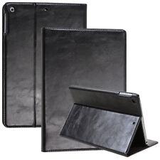 LUXURY Custodia Tablet per Apple iPad Air 2 CUSTODIA COVER CASE STAND NERO