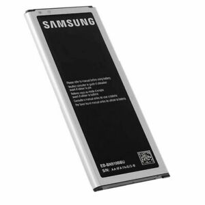 GENUINE Battery For Samsung Galaxy Note 4 SM-N910BBE 3220mAh
