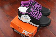 Ride Concepts Livewire Womens Flat Mtb Shoes Black Purple