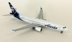 GeminiJets 1873 Alaska Airlines Boeing 737 Max9 'N913AK' 1/400 Scale Model