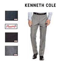 SALE! Kenneth Cole Men's Precision Fit Dress Pants VARIETY Size and Color!