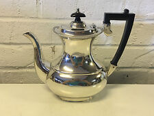 Vintage IFS Israel Freeman & Sons Silver Plated Teapot