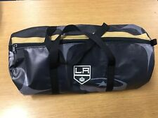 662d3e269a59 Los Angeles LA Kings Custom Made Vinyl Duffel Bag from 2017 All Star Game  Banner