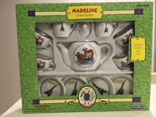 New in Box vintage Madeline 13 Piece China Set 1999 - Schylling brand FREE POST