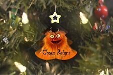 Gritty Chaos Reigns Tree Ornament
