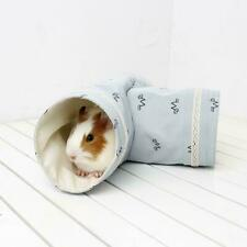 Puppy Pet Tunnel 3 Way Rabbit Hamster Toy Game Collapsible Tube Z5C9