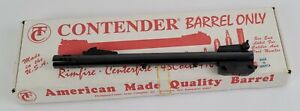 """Thompson Contender 12"""" Hunter 7-30 Waters Barrel in Box"""