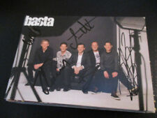 73502 Basta TV Musik Film original signierte Autogrammkarte