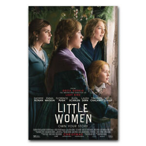Little Women Wall Movie Poster Film Art Print Picture Room Decor 24x36 inch