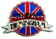 Applikation zum Aufbügeln Bügelbild 3-300 Birmingham