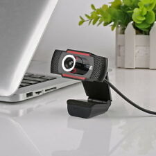 HD 720P Megapixels Auto USB2.0 Webcam Camera w/Mic for Skype Win 8 10 Android TV