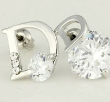 Bling Boutique New Party Gift Uk Silver Fashion Stud Earrings Boho Luxury Stule