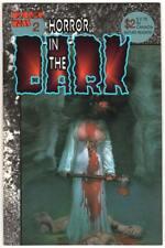 HORROR IN THE DARK Issues #2, #3, #4, Richard Corben, Fantagor Press.