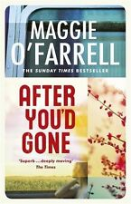 After You'd Gone, Maggie O'Farrell | Paperback Book | 9780747268161 | NEW