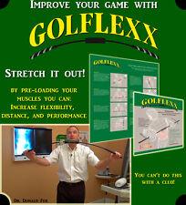 The GOLFLEXX training aid: Golflexx STIFF: item # GLFLXS