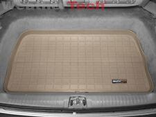 WeatherTech Trunk Mat - Honda Odyssey - Small - 1999-2004 - Tan