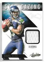 Russell Wilson Rookie Jersey Card 2016 Absolute Star Gazing Seattle Seahawks RC
