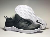NEW Nike Metcon 3 Flyknit Training Mens 11.5 Womens 13 Black AR5623-001 CrossFit