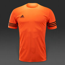 Adidas Boys T Shirt Entrada Football Sports Kids Training Top 5-14 Years