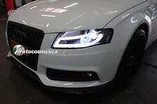 FARI FANALI Fari anteriori Led dayline cromo modello xenon Audi A4 B8 8K  08-11