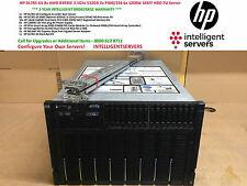 HP DL785 G5 8x AMD 8393SE 3.1Ghz 512GB 2x P400/256 6x 1200W 16SFF HDD 7U Server
