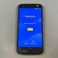 Motorola Moto Z2 Force 2nd Generation 64GB Black GSM Unlocked XT1789-04 AT&T