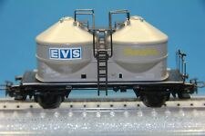 M&B Marklin HO 4662 cement container tankcar EVS Transpul SNCF