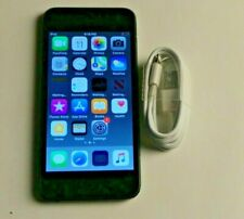 Apple iPod Touch 6th Generation Space Gray 16gb Please Read