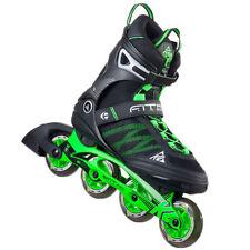 Rollers et patins multicolores K2