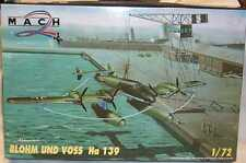 Mach 2 Models 1/72 BLOHM und VOSS Ha-139 German Flying Boat