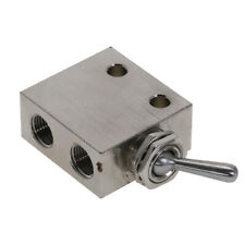 Air Valve Pneumatic Valve Two Position Three Way One In One Out One Way Switch