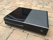 Microsoft Xbox One 500 GB Games Console Only Full Working Order 30 Day Returns