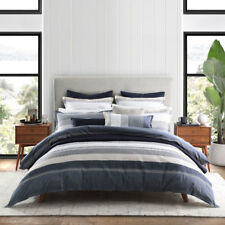 Private Collection Avoca Navy King Quilt Cover Set