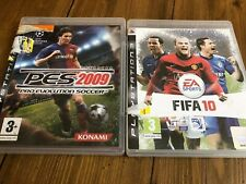 PS 3 Play Station 3 Bundle PES 2009/ FIFA 2010 Bundle
