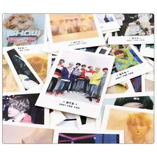 Kpop BTS BANGTAN BOYS SUGA J-HOPE JIMIN Lomo Card HD Polaroid Photo 45pcs/Set