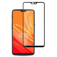 9H Full Covered Tempered Glass Screen Protector Films For OnePlus 6 5 3T New