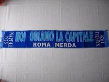 d17 sciarpa SSC NAPOLI FC football club calcio scarf bufanda italia italy
