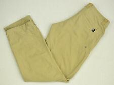 HAGLOFS climatiques Femme Pantalon Outdoor Beige Randonnée trousets taille 42