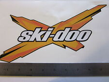 SKI-DOO X-TREME DECAL, STICKERS,81/2'' x 5''
