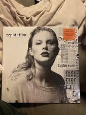 Taylor Swift Orange Reputation Vinyl