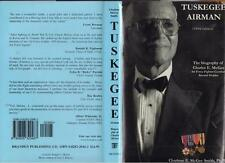 RARE 2003 DBL SIGNED TUSKEGEE AIRMAN CHARLES E McGEE HCDJ VERY GOOD