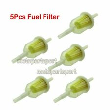 5x Inline Gas Filter For Briggs & Stratton John Deere Kohler 25 050 03S 6MM 8MM