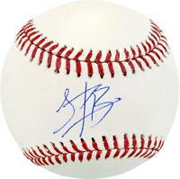 Jorge Bonifacio Kansas City Royals Signed Baseball - Fanatics