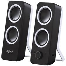 Logitech Z200 Multimedia Speakers Midnight Black