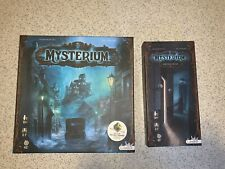 Asmodee Mysterium: Board Game w/ Hidden Signs Expansion