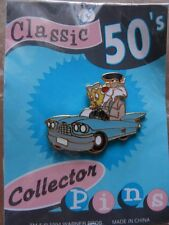 SYLVESTER & TWEETY CLASSIC 50'S COLLECTION PIN WARNER BROTHERS STUDIO STORE NEW!
