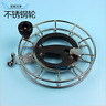 Stainless steel kite Line String Ballbearing Wheel/Winder/Reel Lockable Handle