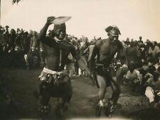 GAYA 1924 - Danseurs Mission Gradis Niger  - GV 662